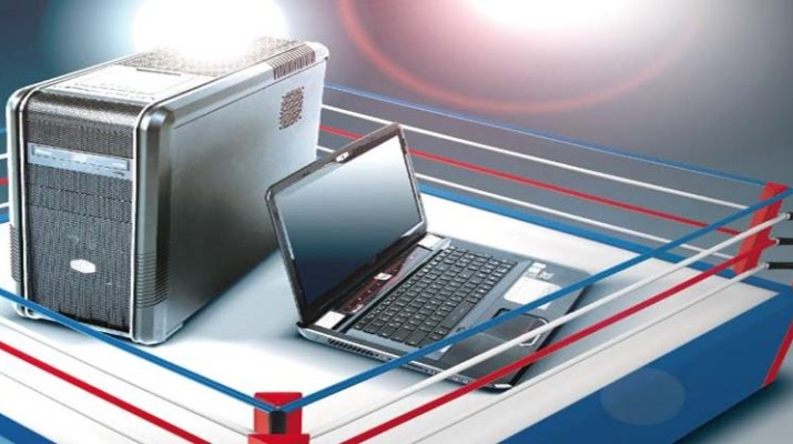 laptop computer vs desktop computer Desktop computer vs laptop computers the invention of computers has made a huge change in human civilization and society, by changing the way people think.